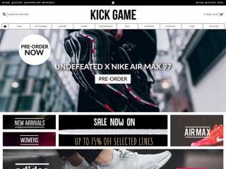 鞋网站模板