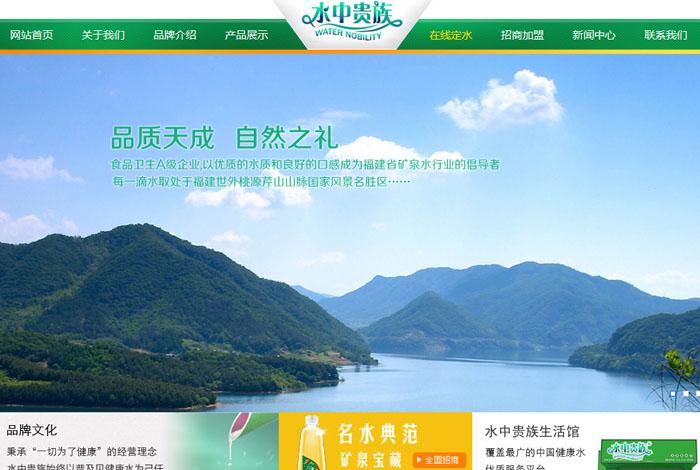 品牌商城网站建设-龙潭泉水