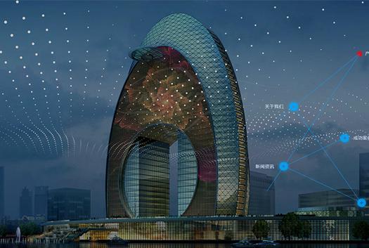 光电科技公司网站建设