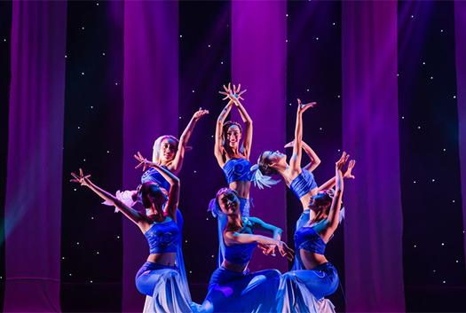 厦门悦灵舞蹈网站建设